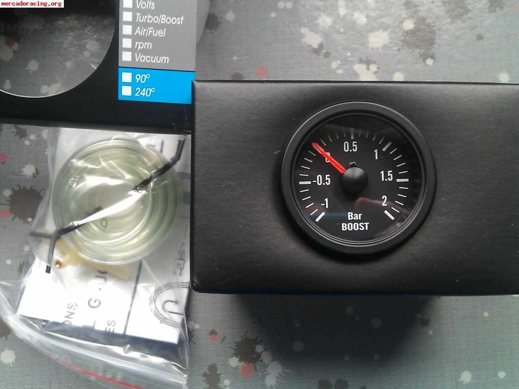 Relojes Presion De Turbo Presion De Aceite Temp De Aceite
