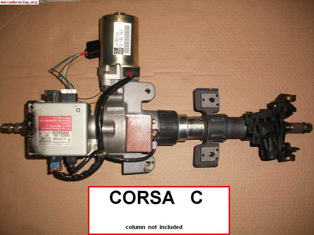 INFO. Dirección Eléctrica en Polo II 86c - 2f - G40 Corsa-b-c-controlador-de-servodireccion-electrica-conector-incluido-unidad-de-control-electronico_0