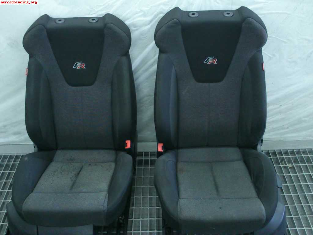 asientos seat leon 2 fr venta de equipaci n interna veh culo. Black Bedroom Furniture Sets. Home Design Ideas