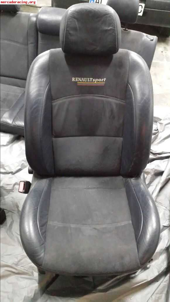 Oferta sillones originales renault clio sport 2 0 - Sillones originales ...