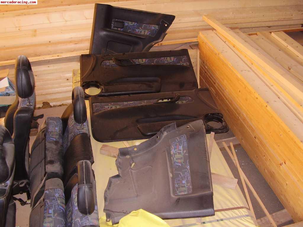 Interior seat ibiza cupra gti 16v 2000 16v venta de for Interieur seat ibiza 2000