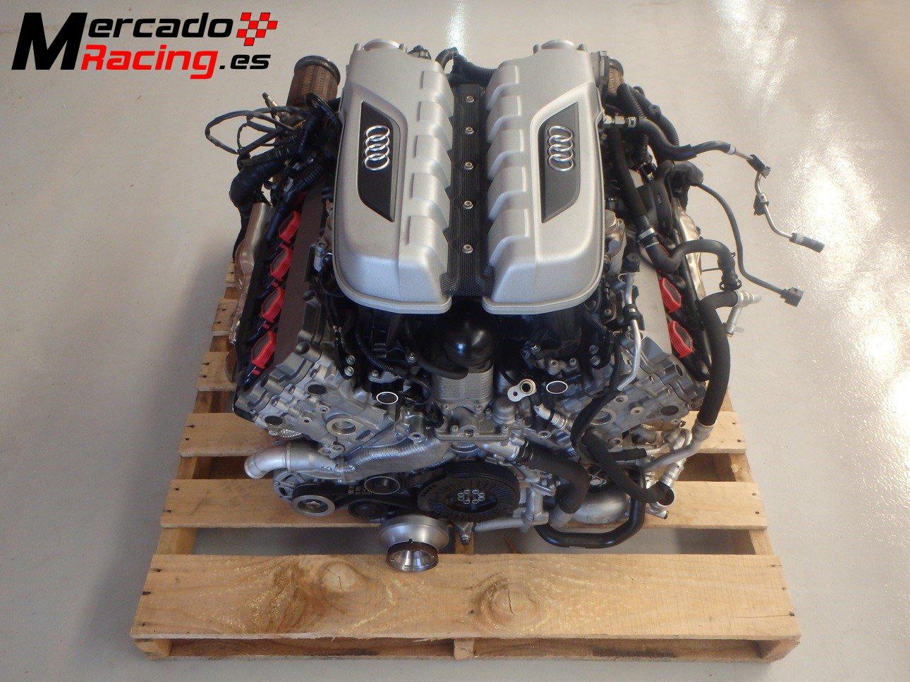 2010 Audi R8 V10 5 2 Fsi Quattro Engine Only 30 960km