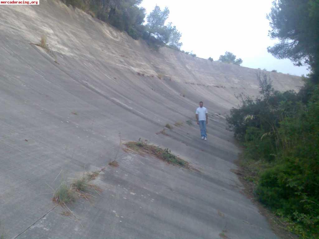 Circuito Terramar : Vuelta a la vida del circuito oval terramar sitges