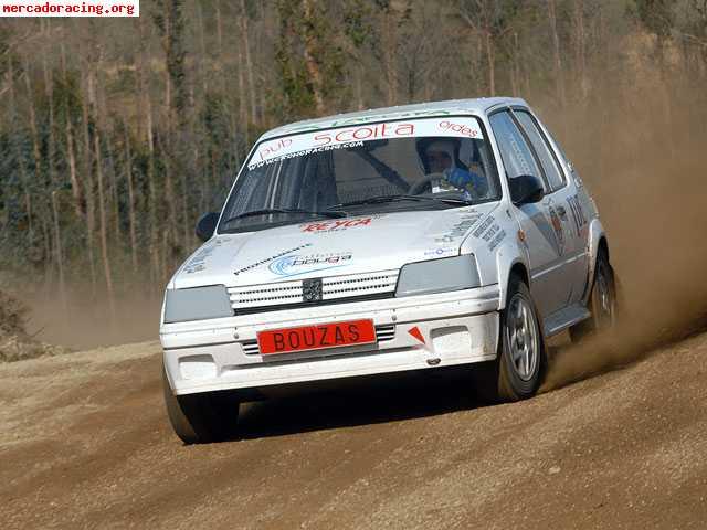 Vendo Peugeot 205 2000 16v Venta De Coches De