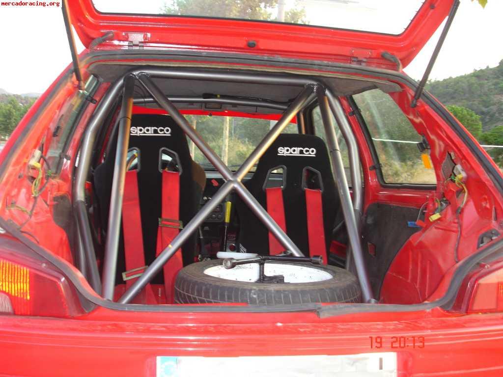 se vende 106 rally 1 3 venta de coches de competici u00f3n Dibujo De Alternador Alternador in English