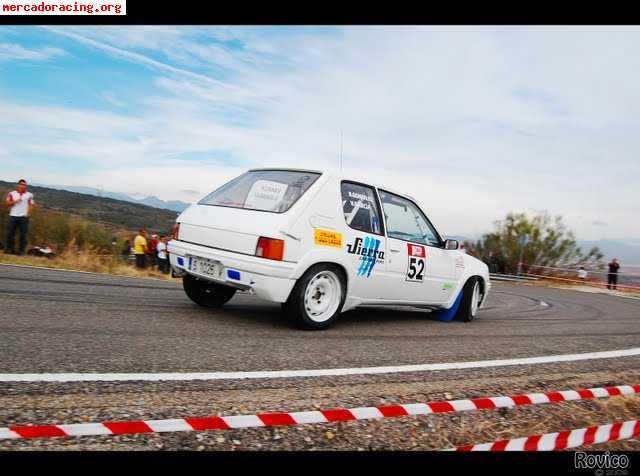 Se Vende 205 Rallye 1 3 Venta De Coches De Competici 243 N