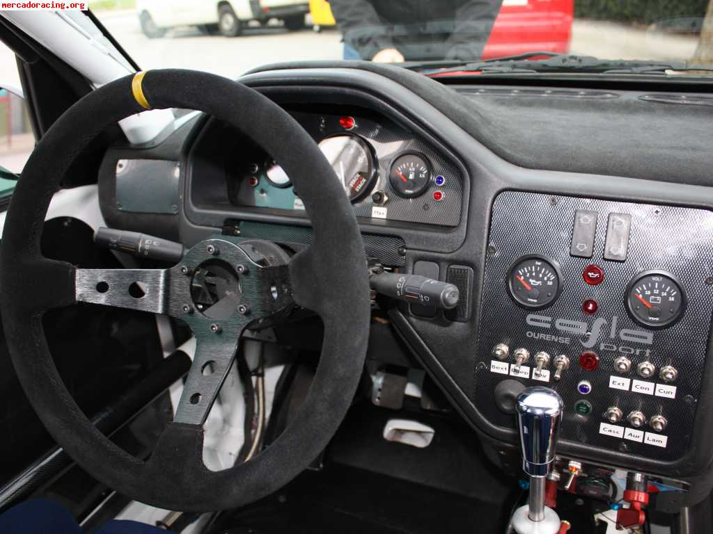 106 kit car maxima evolucion - Kit de interior ...