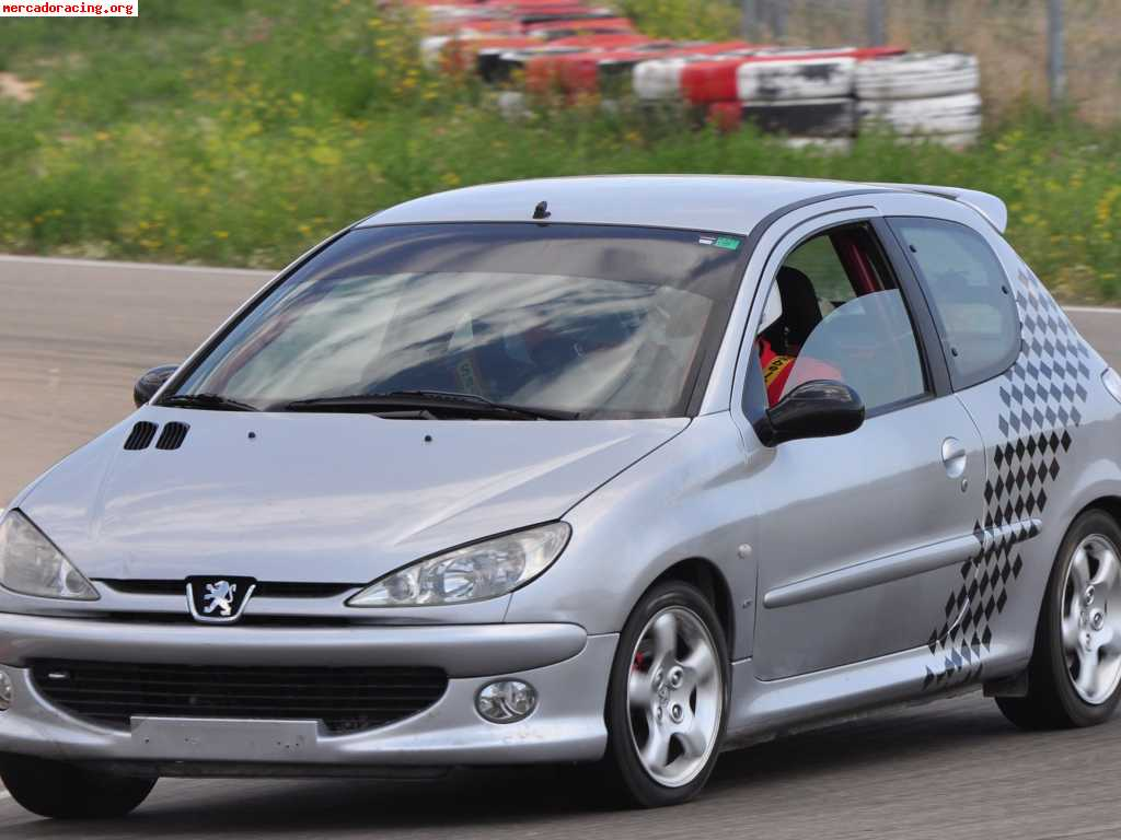 venta peugeot 206 gti pictures. Black Bedroom Furniture Sets. Home Design Ideas