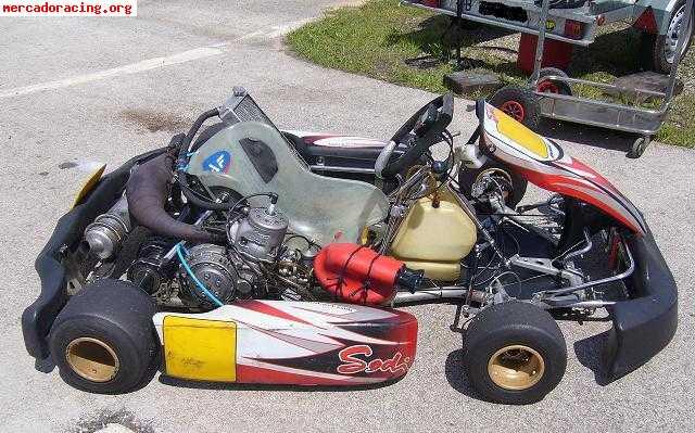kart motor: