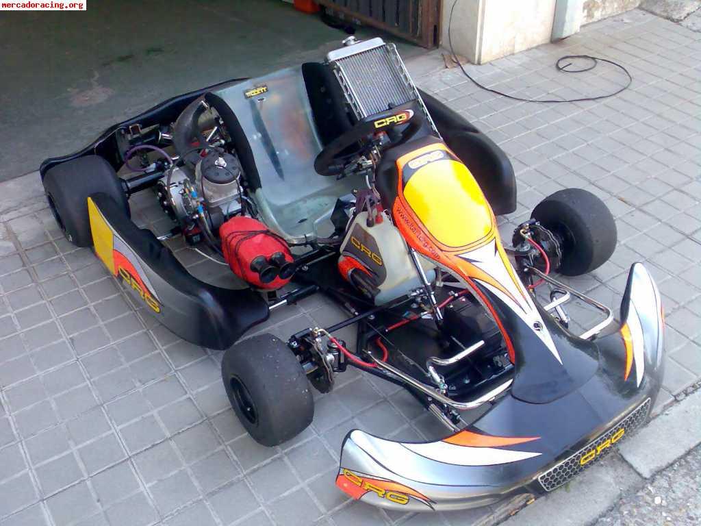 Kart crg 125 cc venta de karts y todo tipo de material - Milar palma de mallorca ...