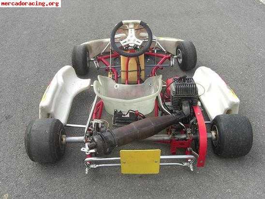 Yamaha Cc Go Kart Motor