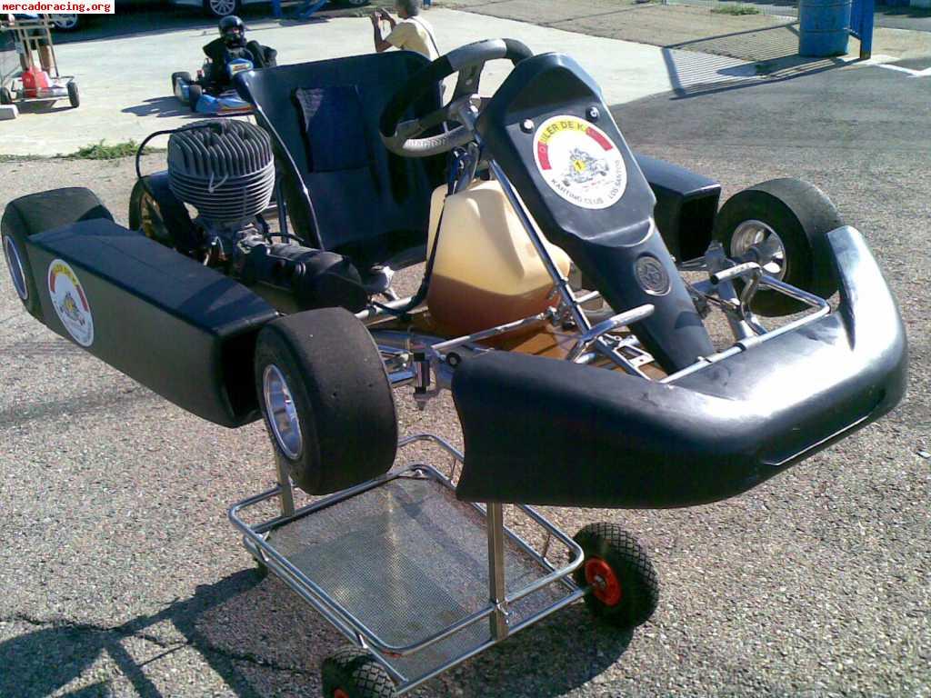 Circuito Karts Santos De La Humosa : Vendo o cambio kart de cc por aire acepto ax gt gti