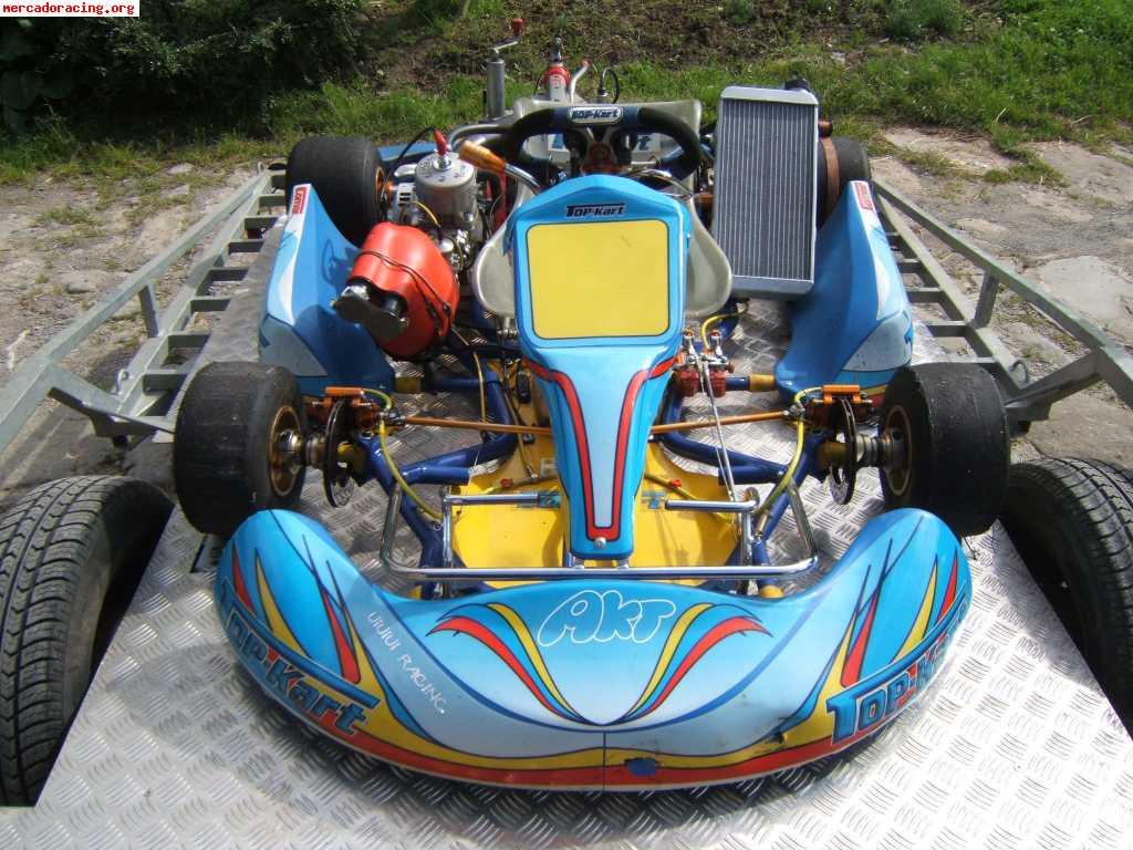 CAMBIO KART 125 ICC DEL 2007 - Venta de Karts y todo tipo de ...