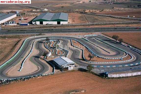 Circuito Karting : Se traspasa circuito de karts