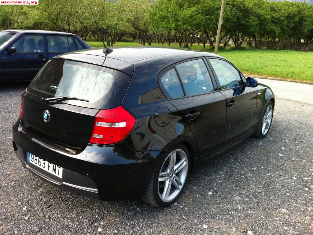 pin bmw 120d pack m interior e exterior mil km nacional on pinterest. Black Bedroom Furniture Sets. Home Design Ideas
