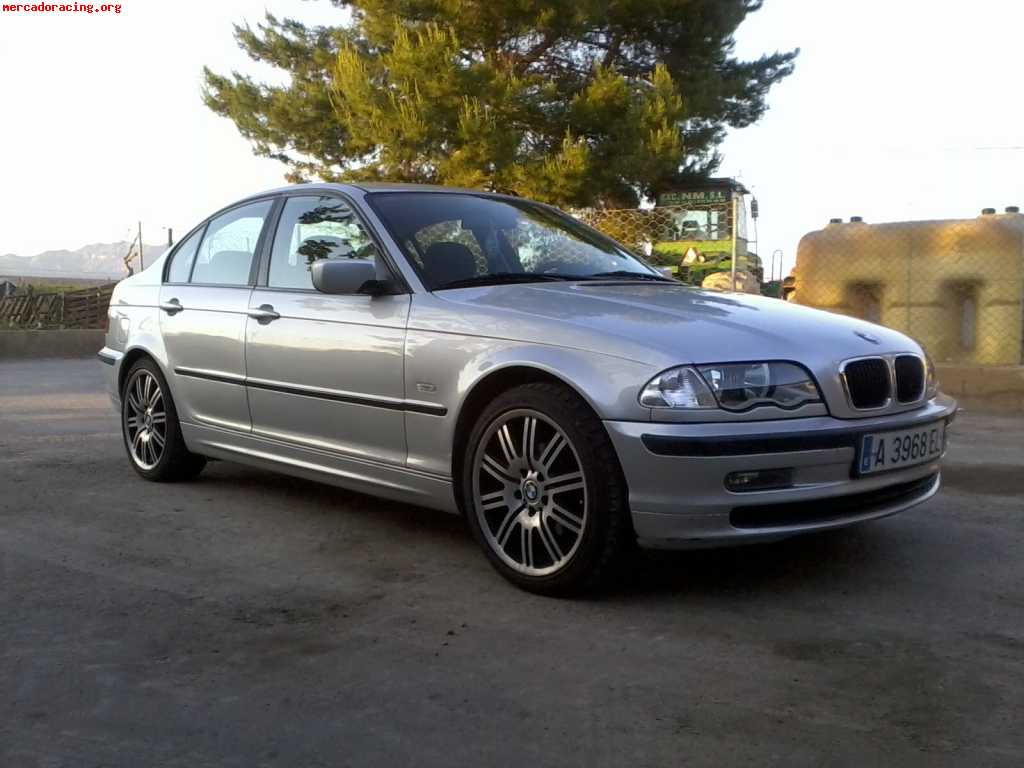 bmw 320d e46 a o 2000. Black Bedroom Furniture Sets. Home Design Ideas