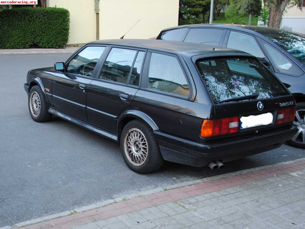 1986 Bmw 325ix Touring E30 Related Infomation