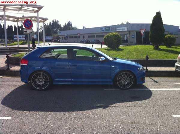 Vendo O Cambio Audi S3 Tfsi 2007 Azul Sprint Impecable Y Muy