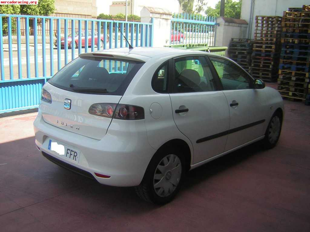 vendo seat ibiza 1 4 tdi 80cv impecable ofertas. Black Bedroom Furniture Sets. Home Design Ideas