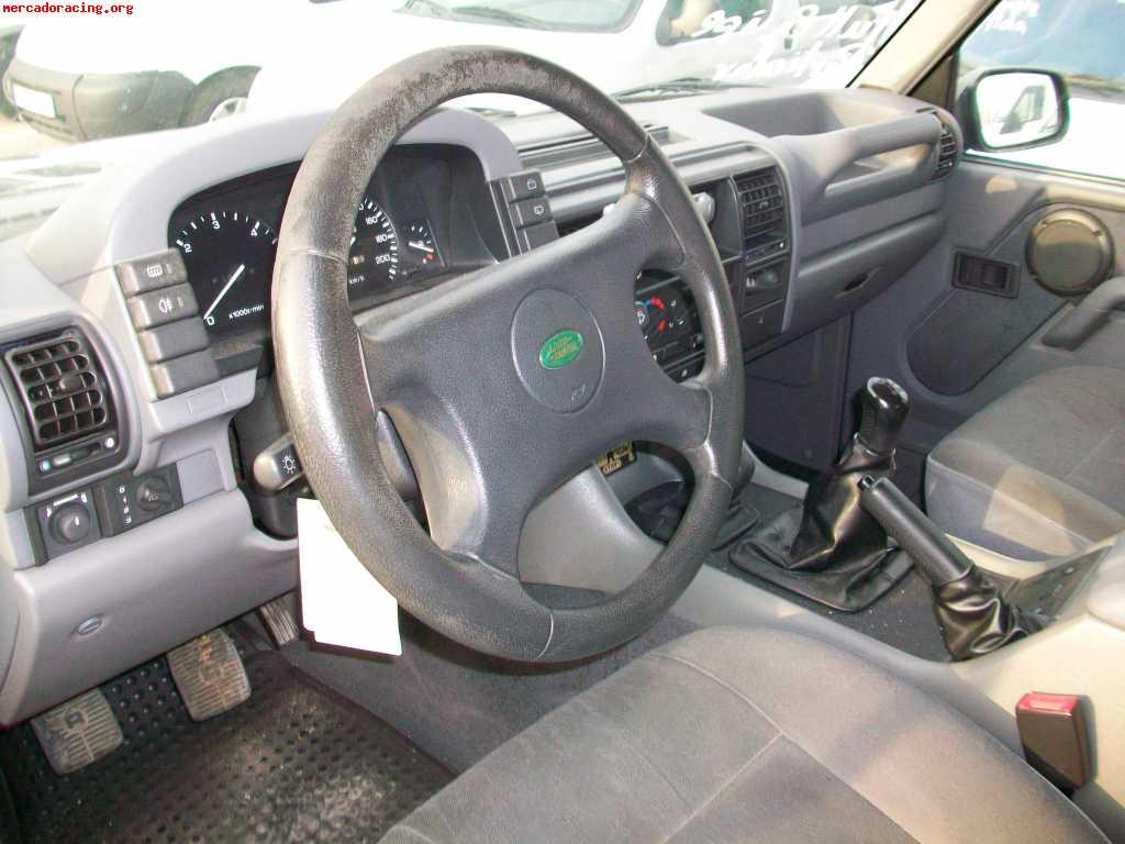 Range Rover Interior >> URGE!! VENDO LAND ROVER DISCOVERY TDI 300