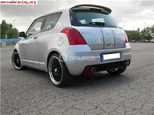 suzuki swift sport 1 6 125cv diciembre 2007 9500 eur. Black Bedroom Furniture Sets. Home Design Ideas