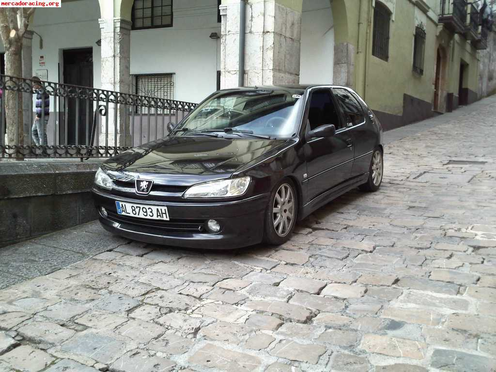 se vende peugeot 306 xs hdi negociable ofertas veh culos de calle. Black Bedroom Furniture Sets. Home Design Ideas