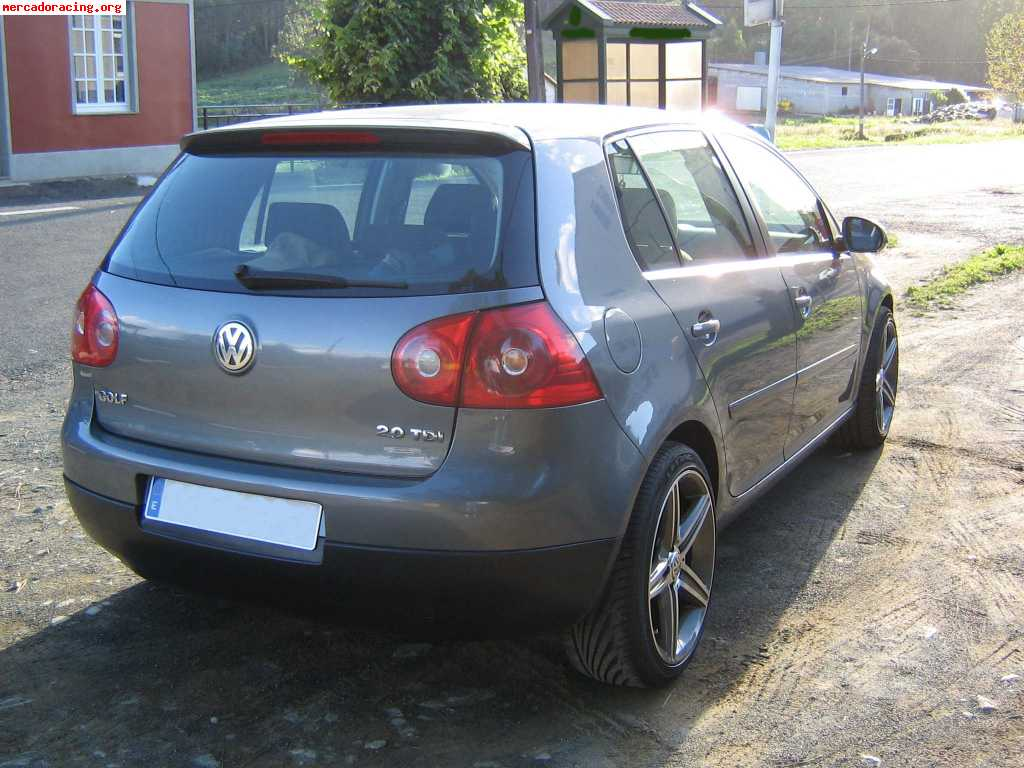vw golf v tdi 140 cv ofertas veh culos de calle. Black Bedroom Furniture Sets. Home Design Ideas