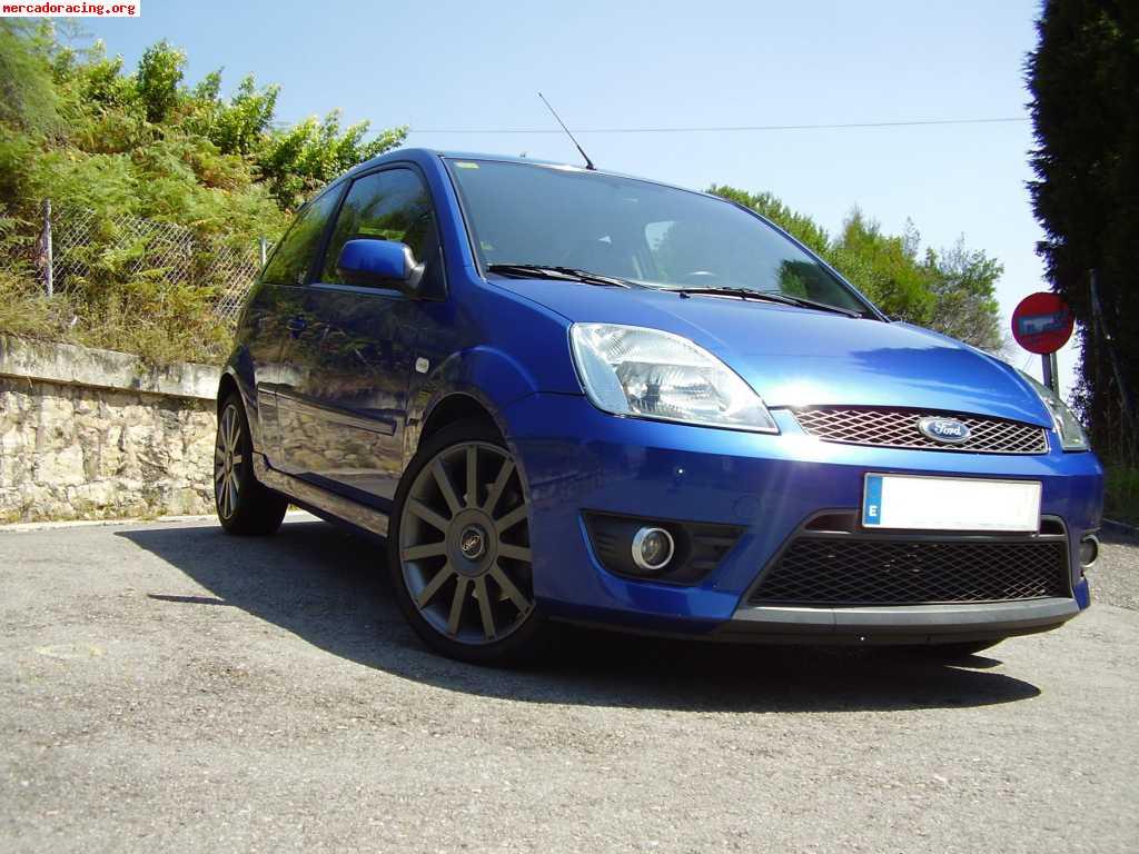 Fiesta St 200 >> Ford Fiesta ST 2.0 16v 150cv Se vende, escucho ofertas.