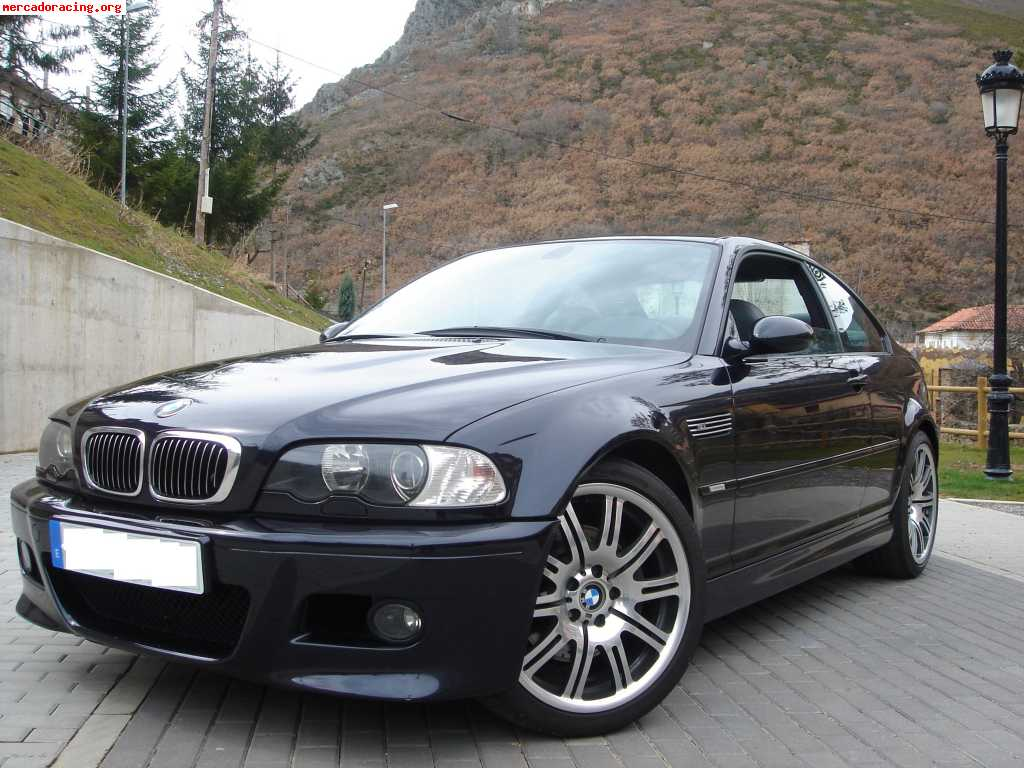 bmw m3 e46 smg ii ofertas veh culos de calle. Black Bedroom Furniture Sets. Home Design Ideas