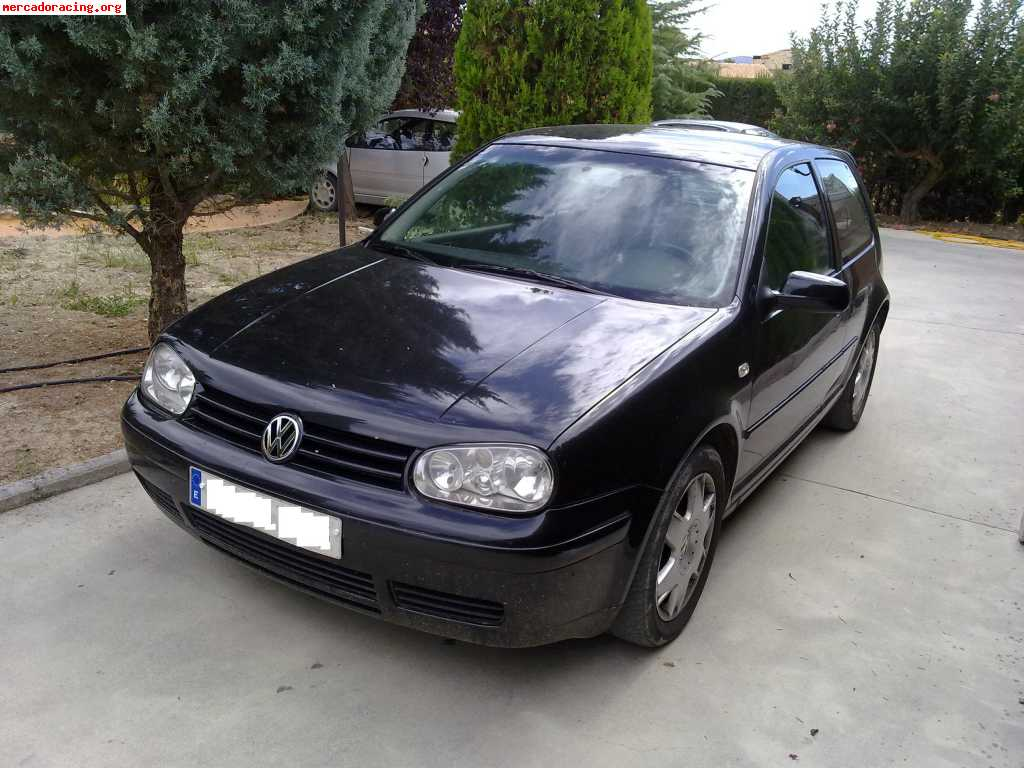 se vende volkswagen golf iv 25 aniversario 1900 tdi 110cv. Black Bedroom Furniture Sets. Home Design Ideas