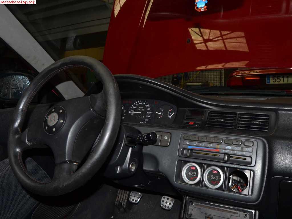 Honda Civic Eg Motor B18 Malaga 4999 Euros