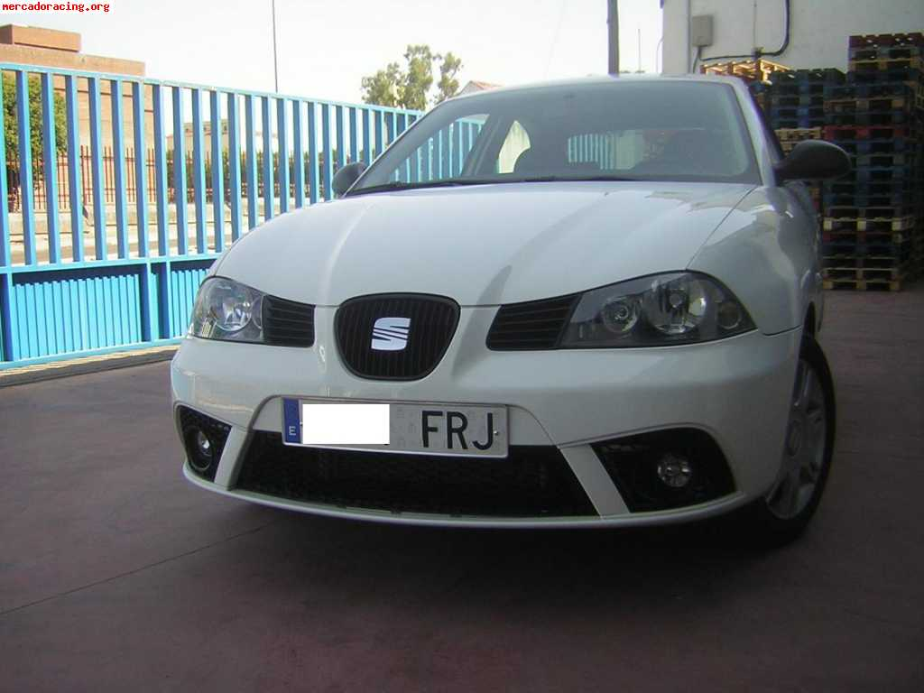 vendo seat ibiza 1 9 tdi 100cv 2007 impecable. Black Bedroom Furniture Sets. Home Design Ideas