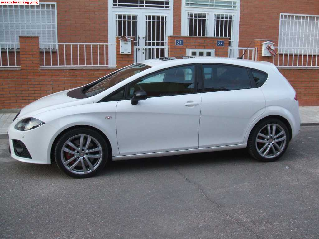 vendo seat leon cupra 2 0 tfsi 240cv del a o 2008 39000km 1 ofertas veh culos de calle. Black Bedroom Furniture Sets. Home Design Ideas