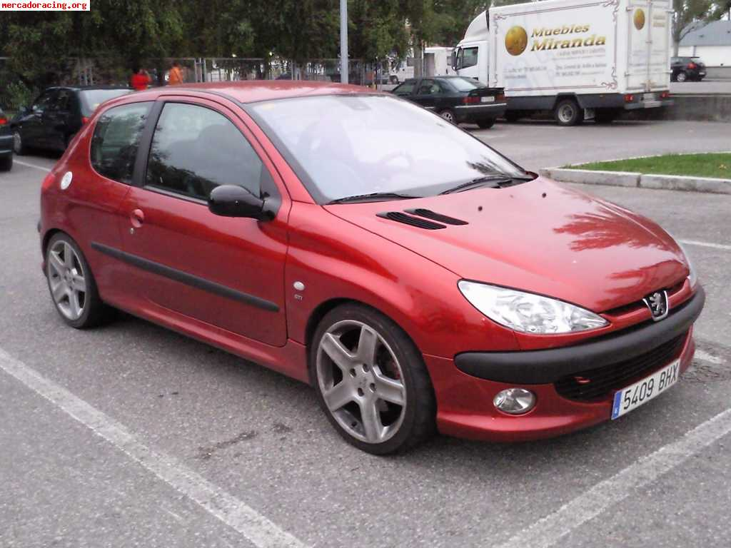 2006 peugeot 206 gti 180 price specs more rsportscarscom autos weblog. Black Bedroom Furniture Sets. Home Design Ideas