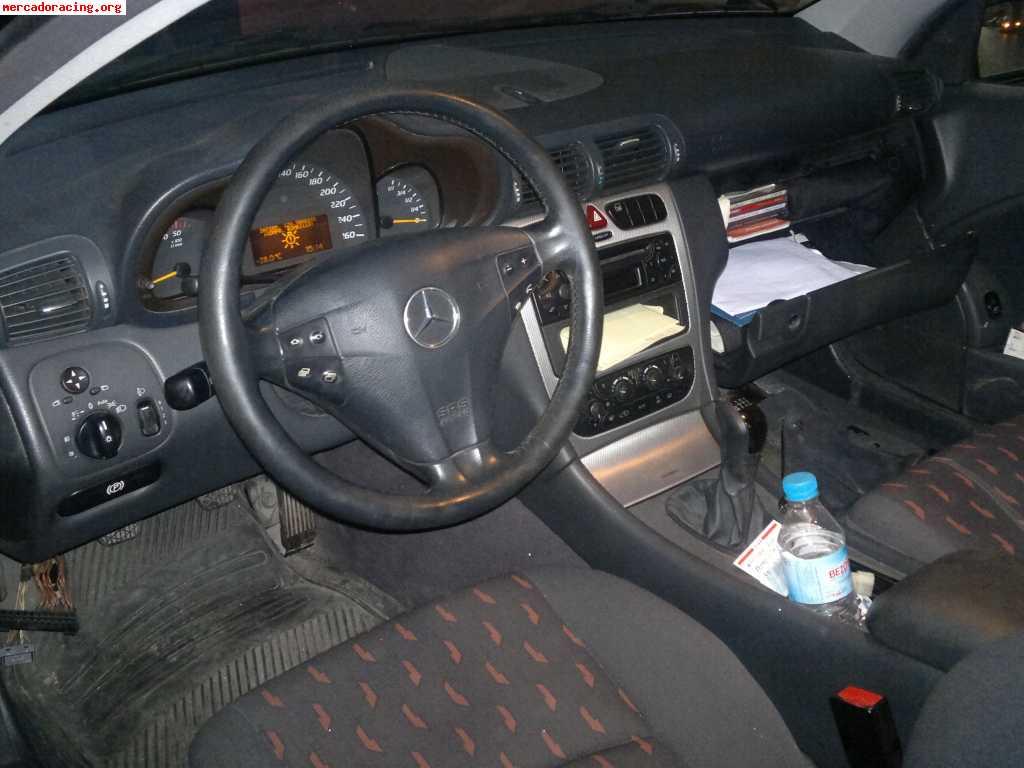Mercedes c 220 cdi sport coupe ofertas veh culos de calle - Mercedes 220 cdi coupe sport fiche technique ...