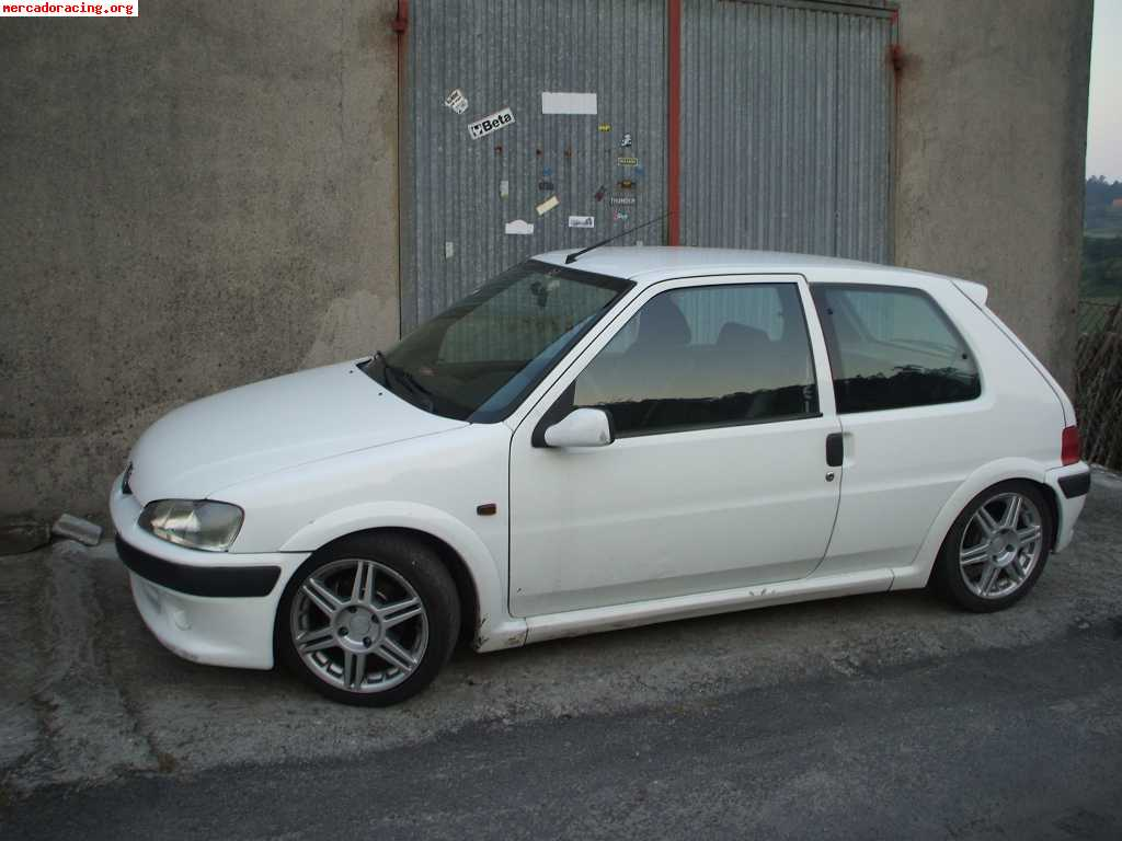 pin se vende peugeot 206 gti del 2001 mui cuidado 110000km con on pinterest. Black Bedroom Furniture Sets. Home Design Ideas