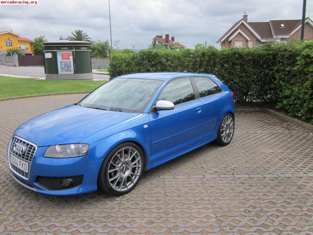 Vendo O Cambio Audi S3 Tfsi 2007 Azul Sprint Impecable Y