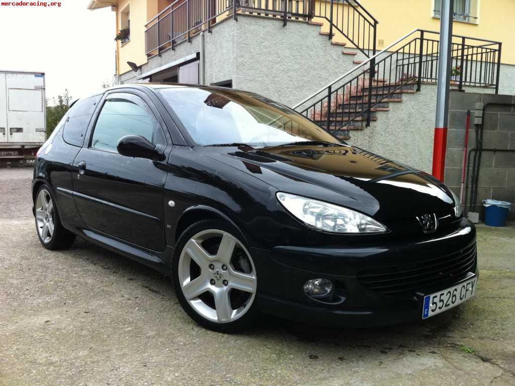 Peugeot 206 Gti Look Gt