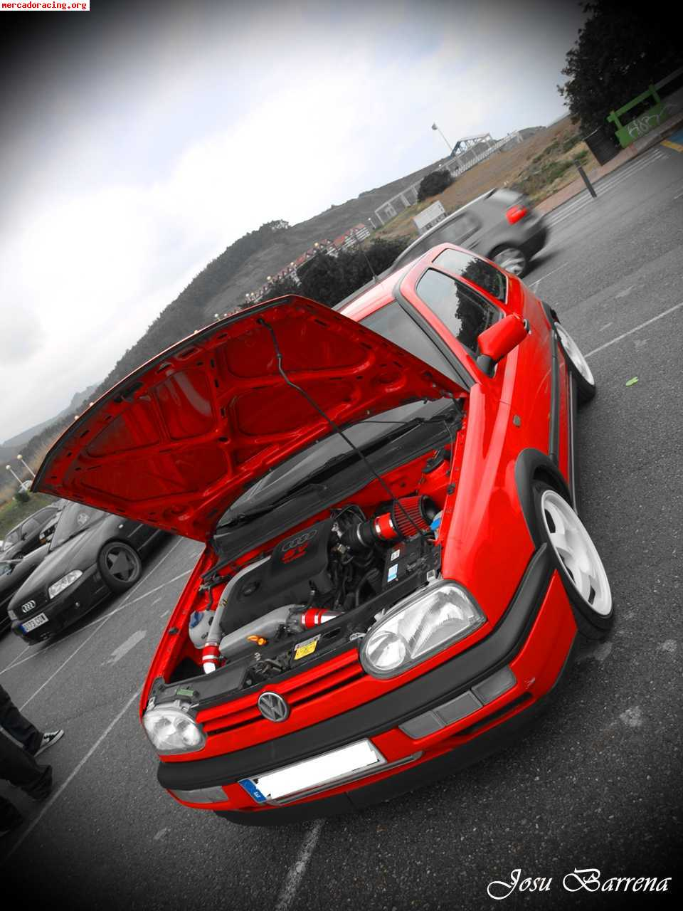 swap vw golf 3 1 8t 260cv