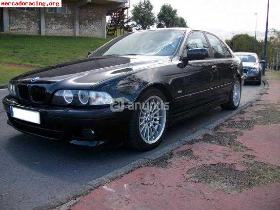 vendo o cambio bmw 530d e39 autom pack m ofertas veh culos de calle. Black Bedroom Furniture Sets. Home Design Ideas
