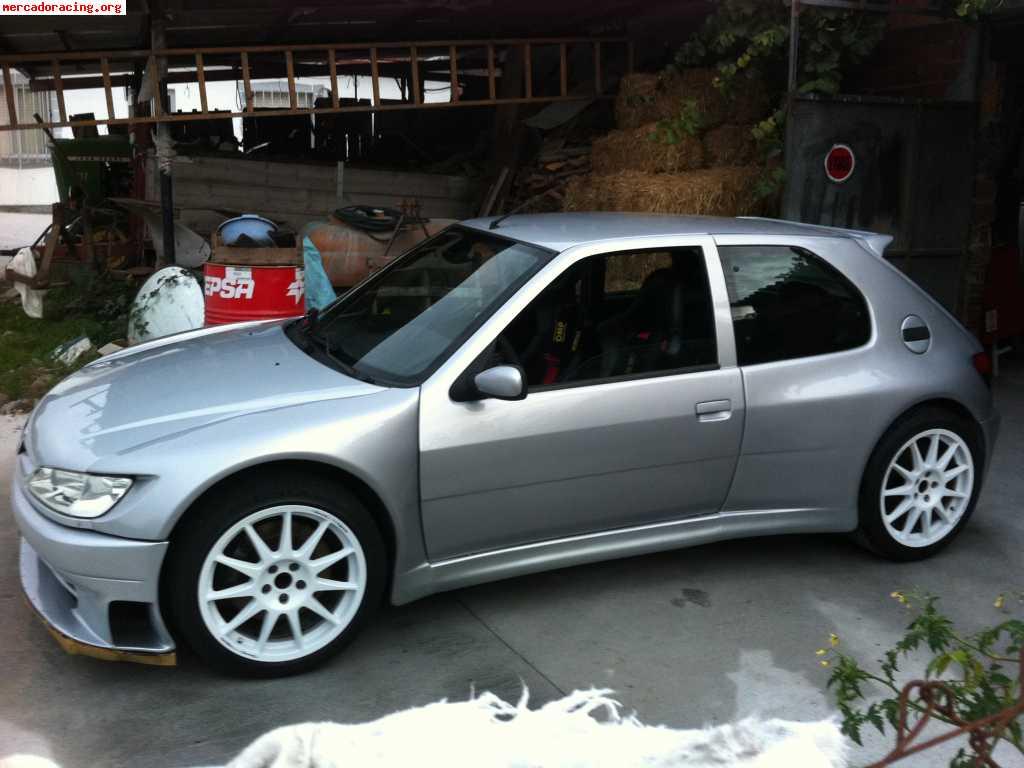 306 gti 16v maxi kit car