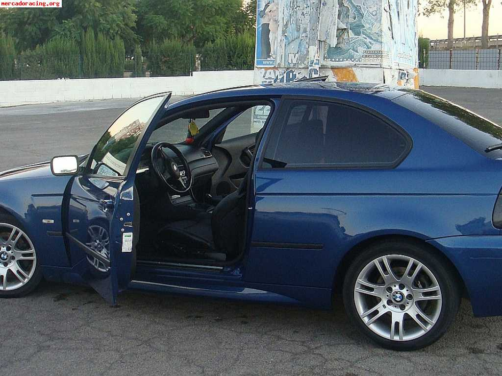 Forum Bmw 320 Td Compact Pack M