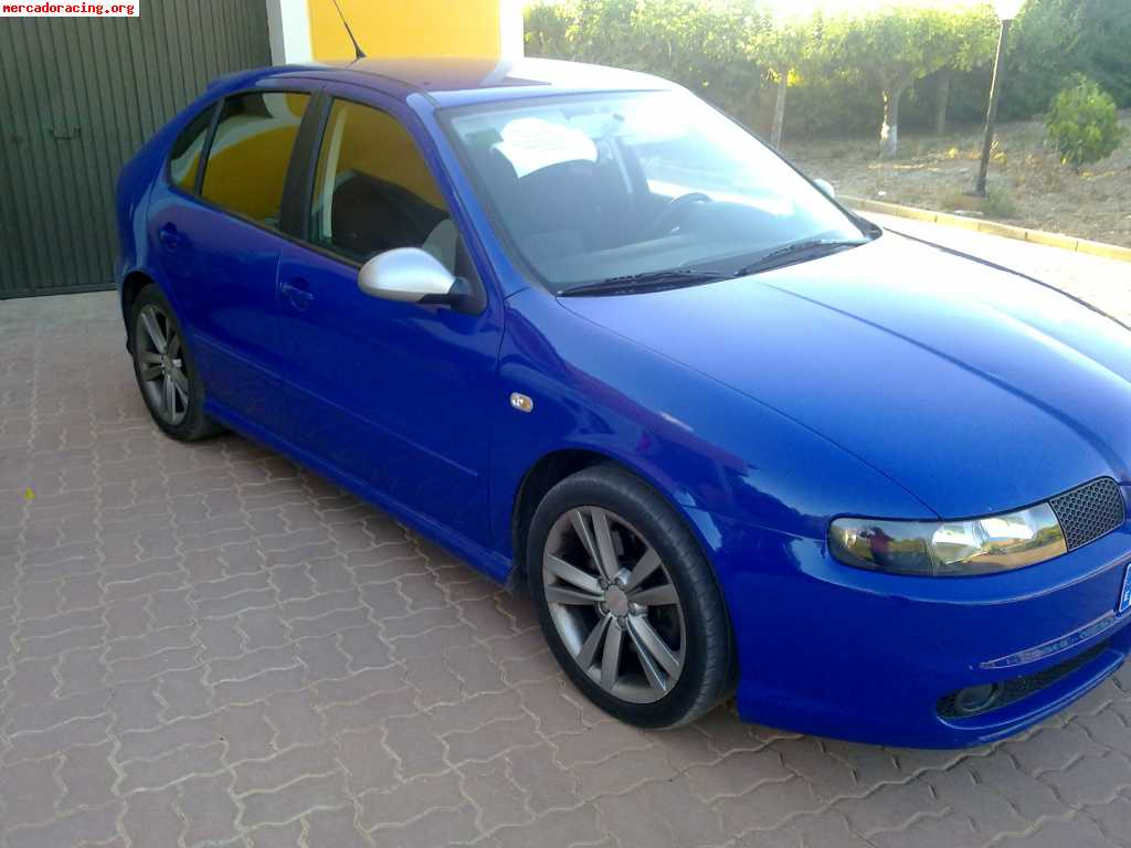seat leon fr 20vt 2005 vendo o cambio 8000 ofertas veh culos de calle. Black Bedroom Furniture Sets. Home Design Ideas
