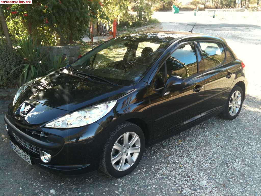 venta peugeot 207 sport 1 6 hdi 90cv ofertas veh culos de calle. Black Bedroom Furniture Sets. Home Design Ideas