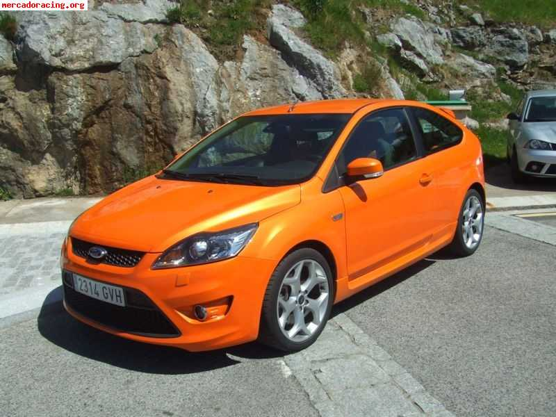 vendo o cambio ford focus st 225 orange 2010 ofertas veh culos de calle. Black Bedroom Furniture Sets. Home Design Ideas
