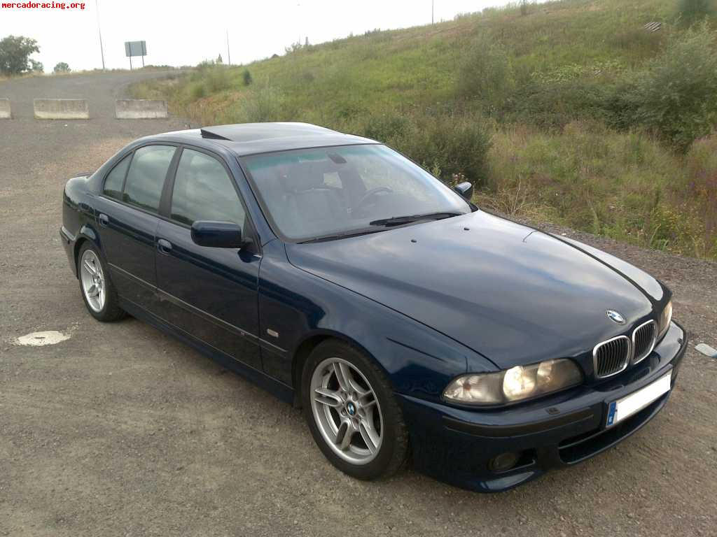 BMW Serie 5 530D E39 Pack M