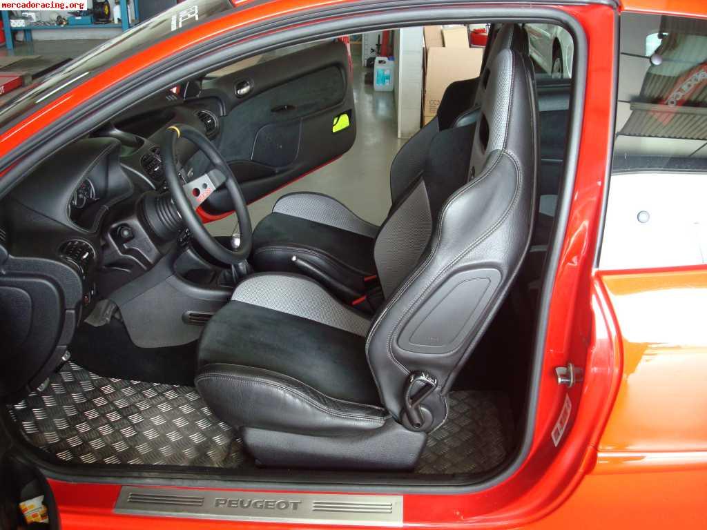 Se Vende Peugeot 206 Rc
