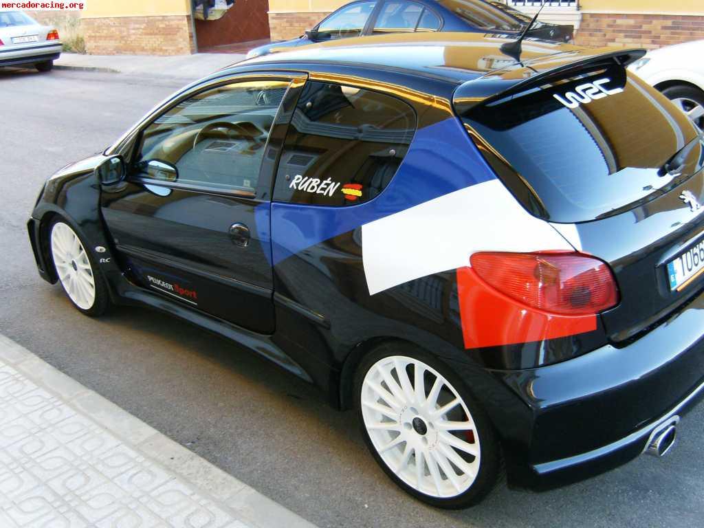 PEUGEOT 206 RC WRC
