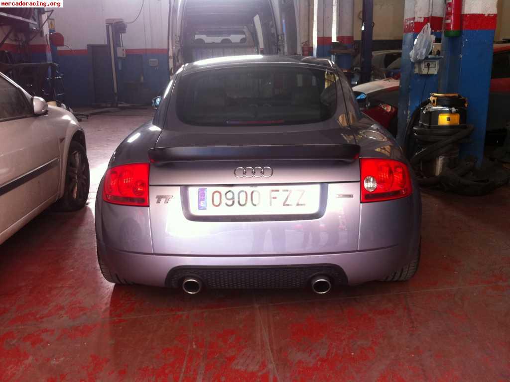 Audi Tt 225 Quattro Lok V6 2002