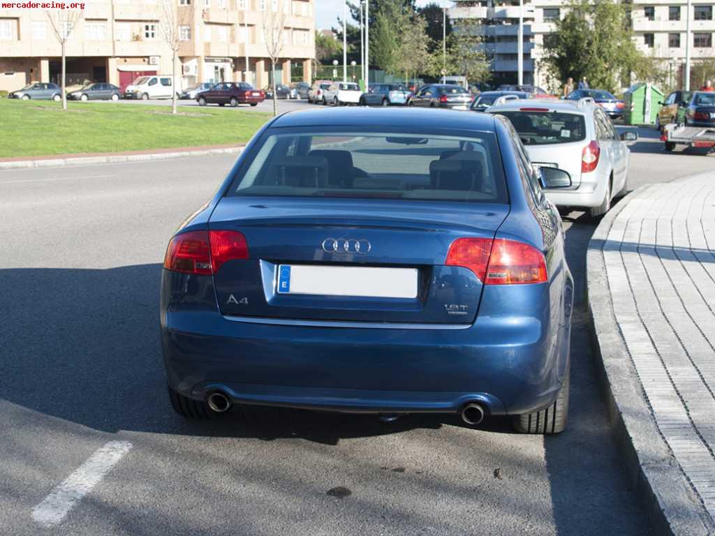 Audi A4 1 8t Quattro S Line